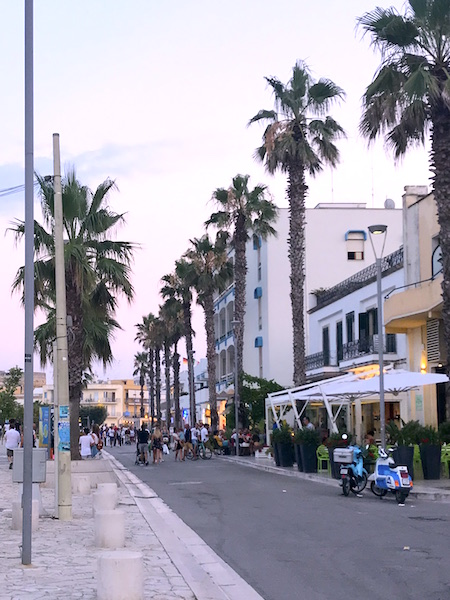 Otranto shopping