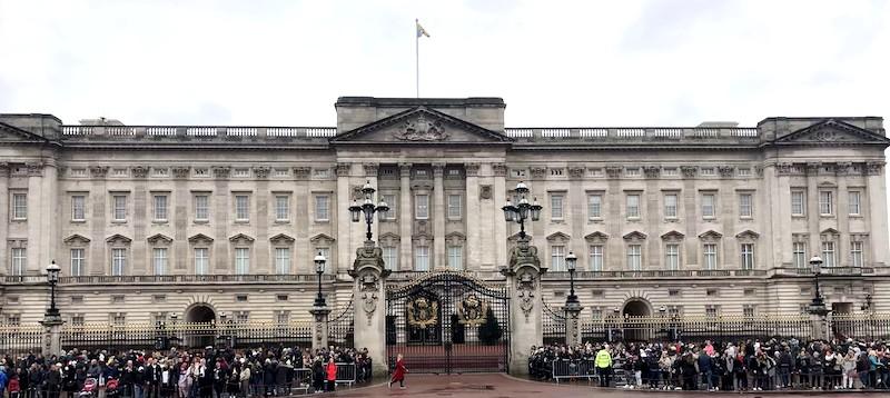 Londra+Buckingham+Palace
