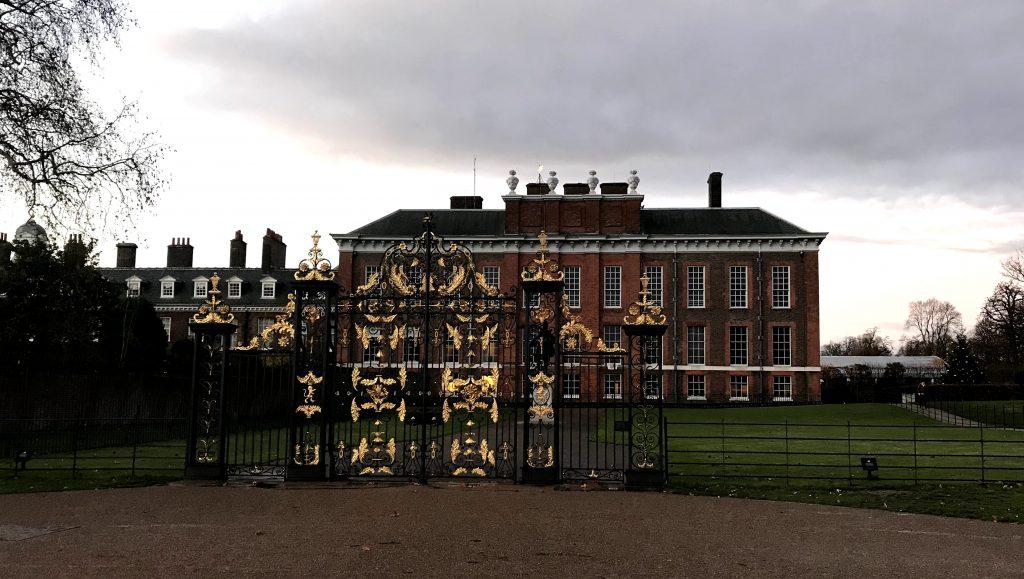 Londra+Kensington+Palace