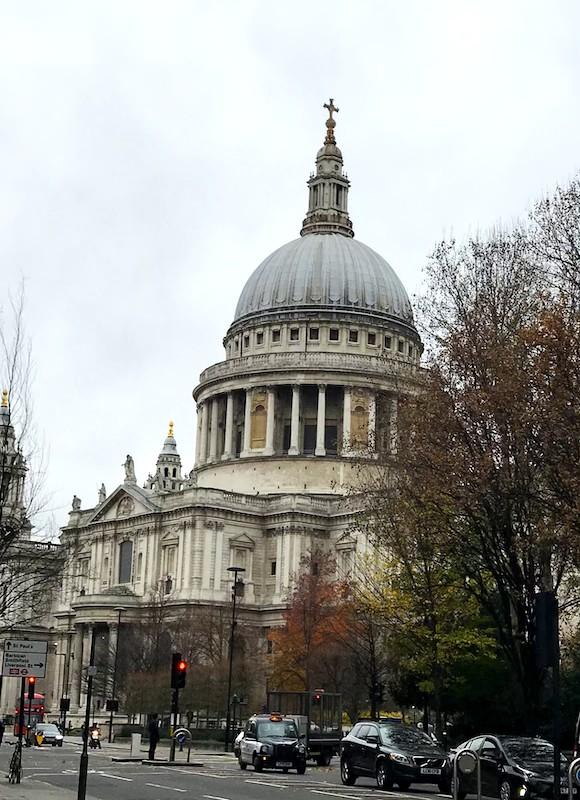 Londra S.Paul