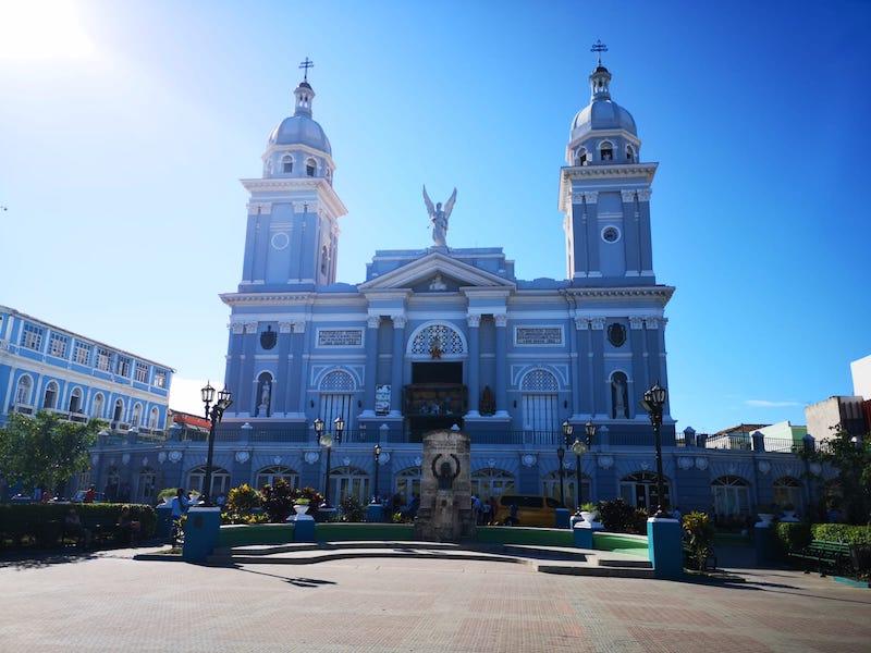 Santiago de Cuba Iglesia