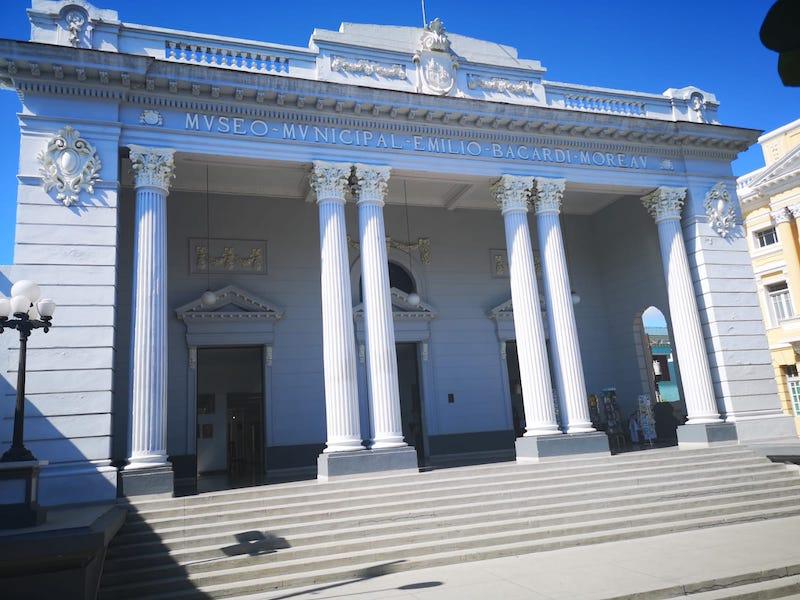 Santiago de Cuba Museo Emilio Bacardi