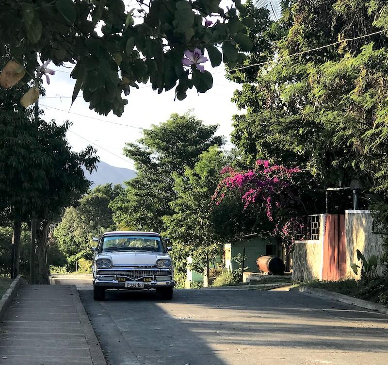 Santiago de Cuba auto