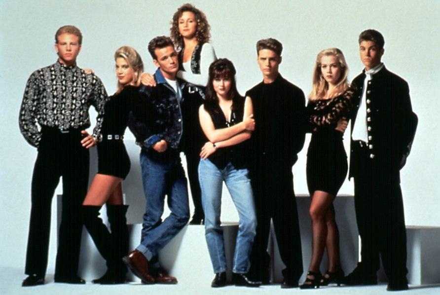 BH 90210 anni '90